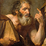 Jacques-Louis David - A philosopher