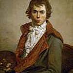 Self-Portrait, Jacques-Louis David