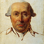 Jacques-Louis David - Filippo Mazzei (Mazzei was the agent of the King of Poland in Paris)