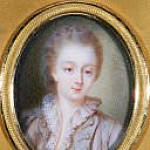 Francois-Hubert Drouais - Portrait of Mme Du Barry