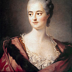 Francois-Hubert Drouais - Countess Dubarry