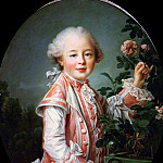 Paul-Esprit-Charles de Boulogne , Le comte de Nogent, son of the intendant des Finances, Francois-Hubert Drouais