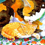 Jane Dyer - Time For Bed Tb 0004 Little Cat