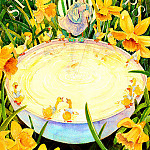 Jane Dyer - Blue Moon Soup Spring Soup