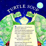 Jane Dyer - Blue Moon Soup Turtle Soup