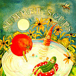 Jane Dyer - Blue Moon Soup Summer Soup