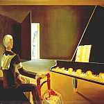 Partial Hallucination (6 Apparitions Of Lenin On A Piano), H Tom Hall