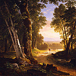 Asher Brown Durand - The Beeches