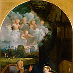 Dosso Dossi - Nativity (workshop)