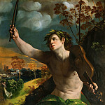 Dosso Dossi - Apollo and Daphne