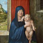 Madonna and Child, Albrecht Dürer