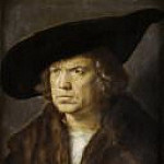 Albrecht Dürer - Portrait of an Man