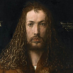Self-Portrait, Albrecht Dürer