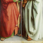 Four Apostles - John the Evangelist and Peter, Mark and Paul