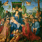 Albrecht Dürer - Feast of the Rosary