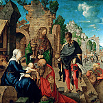 Albrecht Dürer - Adoration of the Magi