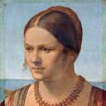 Portrait of a Young Venetian Woman, Albrecht Dürer