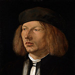Giovanni Bellini - Portrait of Burkhard von Speyer