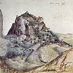 Albrecht Dürer - View of Arco