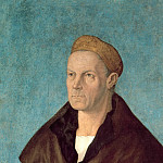 Jakob Fugger, the Wealthy , Albrecht Dürer
