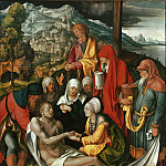 Lamentation for Christ, Albrecht Dürer