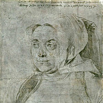 Agnes, the Artists Wife, Albrecht Dürer