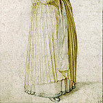 A Nuremberg Lady Dressed to go to Church, Albrecht Dürer