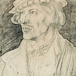 Albrecht Dürer - Portrait of a young Man