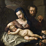 Nils Forsberg - The Holy Family