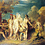 William Etty - The Judgement of Paris