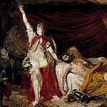 William Etty - Study for Judith