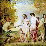 William Etty - Judgement of Paris