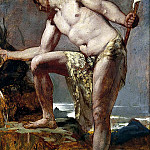 William Etty - St. John the Baptist