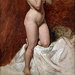 William Etty - Nude