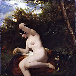 William Etty - Female Nude (Magdalen)