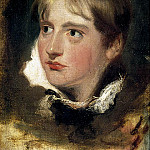 William Etty - Charles Baring Wall, after Thomas Lawrence