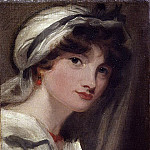 William Etty - Mary, Lady Templeton, after Thomas Lawrence