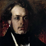 William Etty - Portrait of John Harper