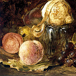 William Etty - Lemons, Peaches and Nuts