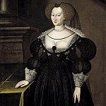 David Klöcker Ehrenstråhl - Maria Eleonora ? (1599-1655), Queen of Sweden, Princess of Brandenburg