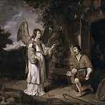 David Klöcker Ehrenstråhl - The Angel and Gideon