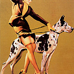 Gil Elvgren - ma Elvgren A Perfect Pair