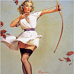 Gil Elvgren - Cos_004_Gil_Elvgren_Aiming_High