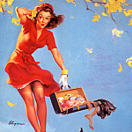 Gil Elvgren - ma Elvgren Finders Keepers