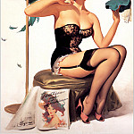 Gil Elvgren - Cos_034_Gil_Elvgren_No_you_Dont