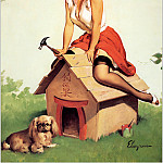 Gil Elvgren - Cos_019_Gil_Elvgren_Well_Built