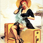 Gil Elvgren - Cos_018_Gil_Elvgren_Welcome_Traveler