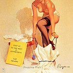 Gil Elvgren - ma Elvgren Stepping High