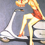 Gil Elvgren - GCGEPU-087_1946_Havent_I_Got_Swell_Eggs