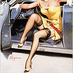 Gil Elvgren - Cos_006_Gil_Elvgren_Stepping_Out